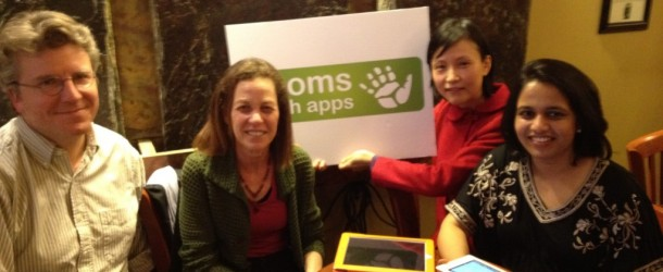 Abitalk meets with other developers from Moms with Apps
