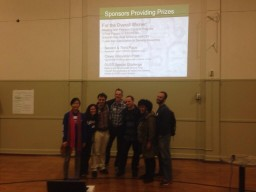 Won the first prize at Oakland Education Startup weekend!!