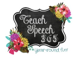 Quick Tip about Speech Teach 365 Preposition Kit